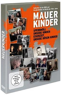 Mauerkinder (4 Filme auf 2 DVDs: Sperrmüll - Eisenzeit - Unsere Kinder - Unsere bösen Kinder ) [2 DVDs]