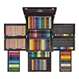 Caran d'Ache Treasure Chest of Colour Numbered Edition, 30 Years of Supracolor Soft, 422 Pieces Assorted Colors