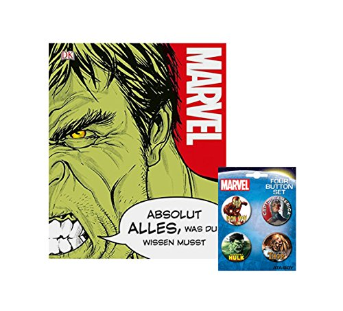 MARVEL Comic Buch | Absolut alles, was du wissen musst + Superhelden ()