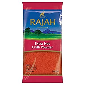 Rajah Extra Hot Chilli Powder - 400g
