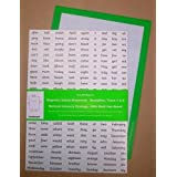 Magnetic School Keywords - Reception, Years 1 & 2: National Literacy Strategy - With Multi Use Board