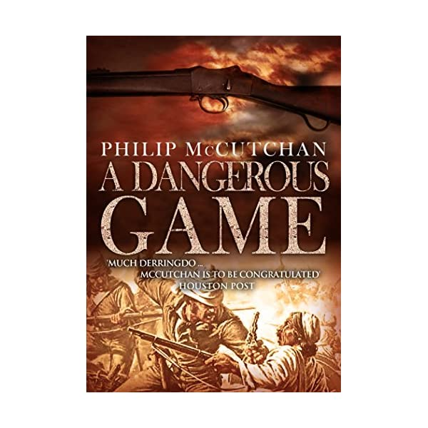 A Dangerous Game (James Ogilvie Book 8) 51tQReuQdfL