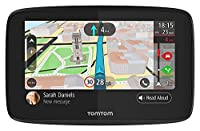 TomTom 5 Inch Car Sat Nav GO 520 with updates via WiFi, Smartphone Messages and Handsfree Calling, Lifetime Traffic and World Maps, Traffic via Smartphone