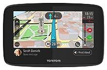 """TomTom GO 520 navigatore 12,7 cm (5"""") Touch screen Fisso Nero, Grigio"""