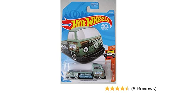 Hot Wheels 2018 volkswagen t2 pickup HW Hot trucks 3//10 fjy50