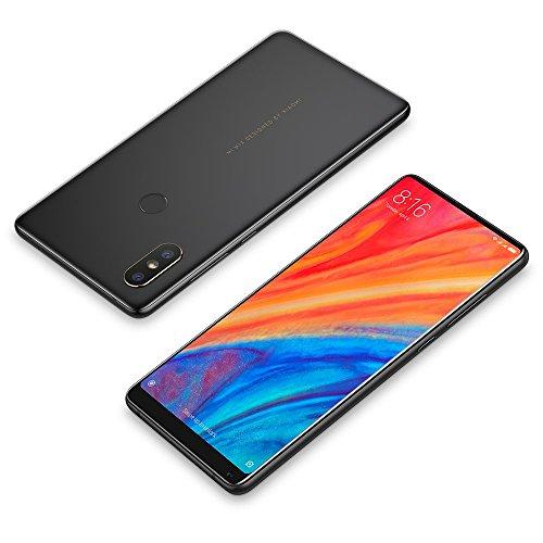 Xiaomi Mi Mix 2S Dual SIM 128GB 6GB RAM Black
