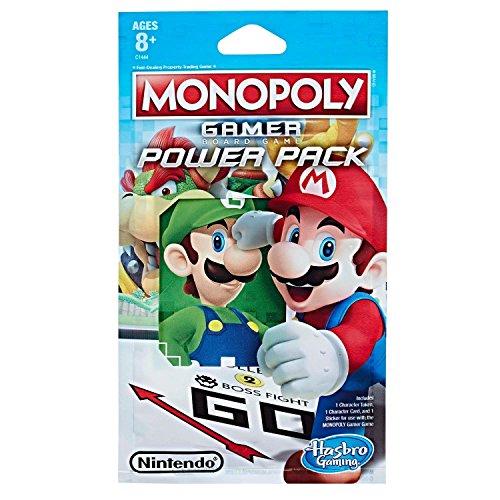 Hasbro Gaming C1444EY20 - Monopoly Gamer, 1 Stück sortiert