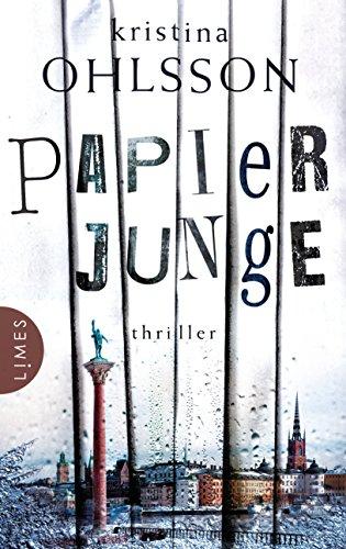 Papierjunge: Thriller (Fredrika Bergmann 5)