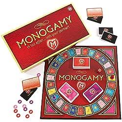 Monogamy - El juego para las parejas [Inglés]