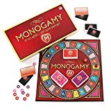 Monogamy: A Hot Affair... With Your Partner, Adult Couples Board Game
