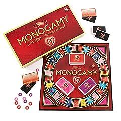 Idea Regalo - Monogamy -gioco per coppie