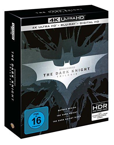 "Christopher Nolans ""The Dark Knight Trilogy"" (exklusiv bei Amazon.de) – Ultra HD Blu-ray [4k + Blu-ray Disc] - 2"