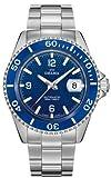 Reloj para hombre Santiago DELMA - colour azul - Swiss / - protector de pantalla