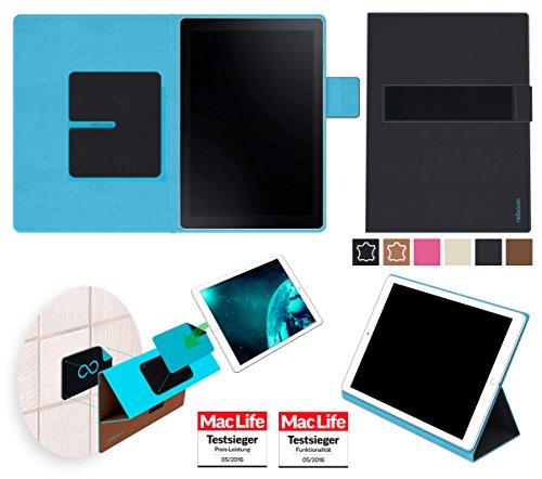 reboon Hülle für Samsung Galaxy Book 10.6 (LTE) Tasche Cover Case Bumper | in Schwarz | Testsieger