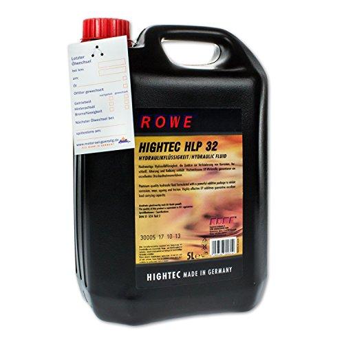 ROWE HIGHTEC HLP 32, 5 Liter