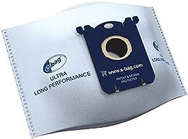 Philips S-Bag Elektrikli Süpürge Torbaları, Beyaz, 3 Adet