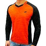 Redesign Men's Dri-Fast Full Sleeves Tshirt (Colors)