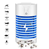 WADEO Mosquito Killer Lamp, Bug Zapper Light UV LED Insect Killer Electric Fly