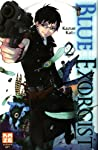 Blue Exorcist Edition simple Tome 2