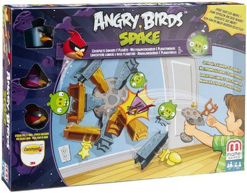 Birds Lunar Launcher and Planet Base, Geschicklichkeits- und Actionspiel (Lunar Base)