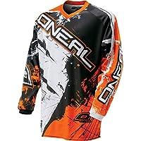0024S-516 - Oneal Element 2016 Shocker Motocross Jersey XXL Black/Orange