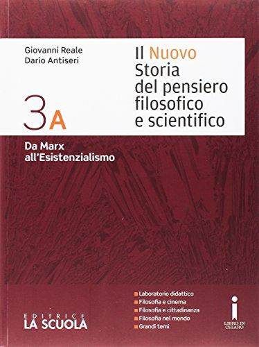 Il nuovo Storia del pensiero filosofico e scientifico. Vol. 3A-3B-CLIL Philosophy. Per i Licei. Con e-book. Con espansione online
