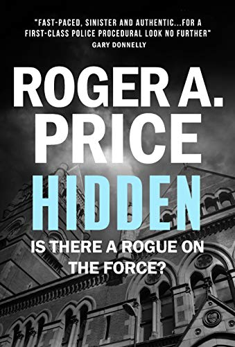 Hidden (The Badge and the Pen Book 3) by [Price, Roger A]