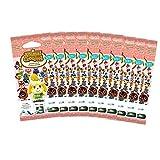 10x Amiibo Karten 3 Stück Animal Crossing Happy Home Designer Vol. 4
