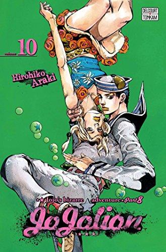 Jojolion - Jojo's Bizarre Adventure Saison 8 Edition simple Tome 10