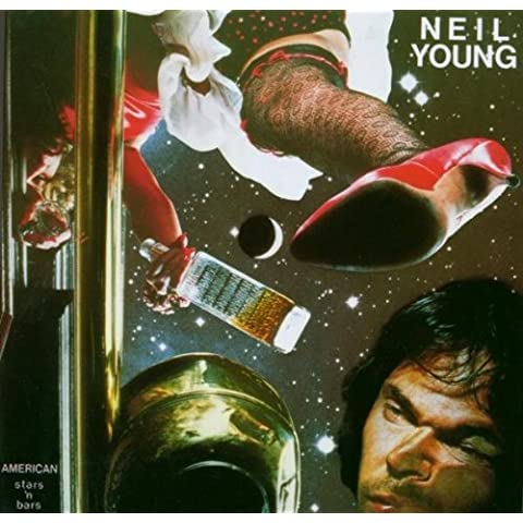 American Stars 'n' Bars [VINYL REPLICA] by Neil Young (2003-07-01)