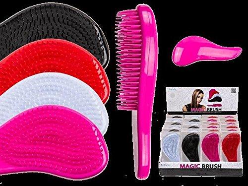 Striegel-Haarbürste