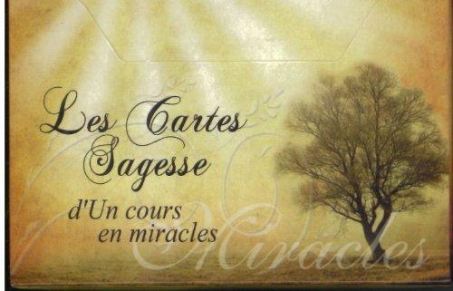 Les Cartes Sagesses d'Un Cours En Miracles