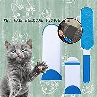 Hurricane Pelz Zauberer Pet Haarbürste Kartzenbürste Brush Hund Katze von Gesundhome