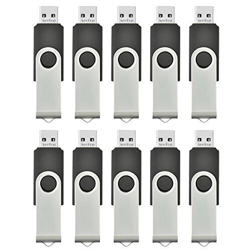 AreTop 10 stück 4GB USB Stick Speicher high speed USB 2.0