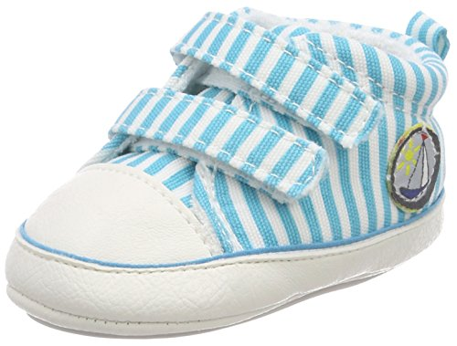 best sneakers b1f41 52e1c Sterntaler Boys Baby-Schuh Trainers Turquoise, 18-24 Months ...