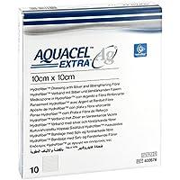 Aquacel Ag Extra 10x10 cm Kompressen 10 stk preisvergleich bei billige-tabletten.eu