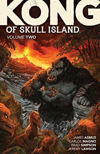 Preisvergleich Produktbild Kong of Skull Island Volume 2