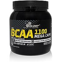 Preisvergleich für Olimp BCAA Mega Caps 1100, 300 Kapseln, 1er Pack (1 x 384 g) by Olimp