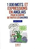 Petit Livre de - 1000 mots et expressions en anglais pour se sortir de toutes les galères