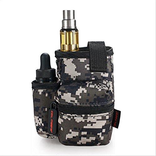 Original Coil Master Pbag, die Dampfertasche für den täglichen Einsatz (Farbe Camouflage) - 2