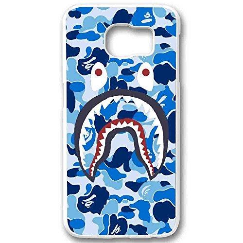 a-bathing-ape-blue-shark-for-samsung-galaxy-case-hulle-samsung-galaxy-s6-edge-white