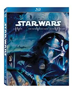 Star Wars: Blu-Ray Trilogy Episodes IV-VI [2011] [US Import]