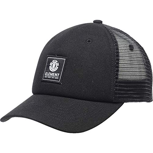 Element Icon Mesh Cap Head Wear
