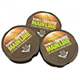 Korda Subline Fast Sinking Tapered Mainline BROWN 300m