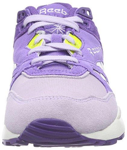Reebok Ventilator Damen Laufschuhe Violett (Sprtviolet/Luchorchid/Purpleglw/Hypergreenpop)