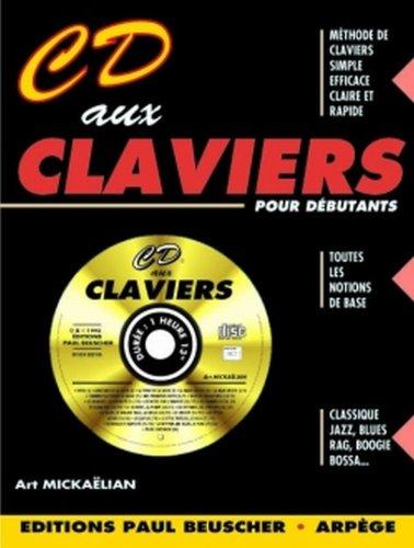 CD aux Claviers + CD --- Clavier par Mickaelian Art