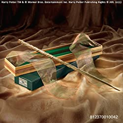 Noble Collection Hermione Wand Ollivander's Box. Harry Potter