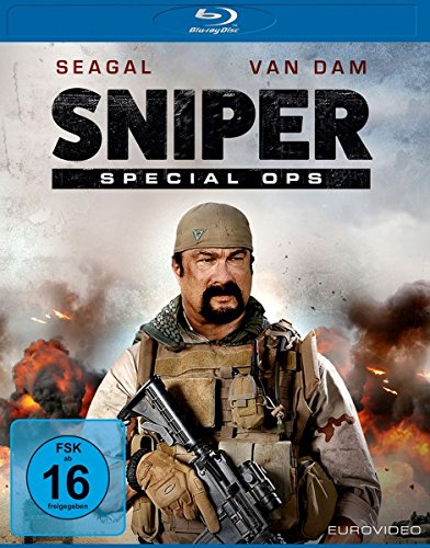 Sniper - Special Ops [Blu-ray] - Ops Special