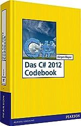 Das C# 2012 Codebook (Pearson Studium - Scientific Tools)