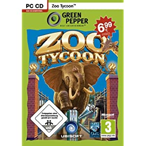 Zoo Tycoon [Green Pepper]